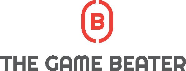 The Game Beater Logo, thegamebeater.com