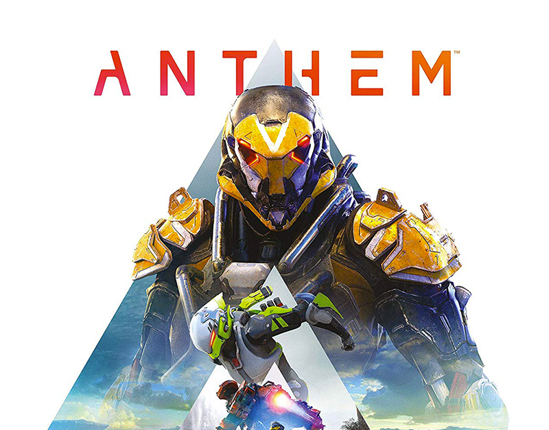 Anthem (Xbox One), The Game Beater, thegamebeater.com