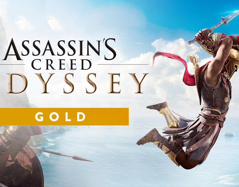 Assassin's Creed Odyssey - Gold Edition (Xbox One), The Game Beater, thegamebeater.com