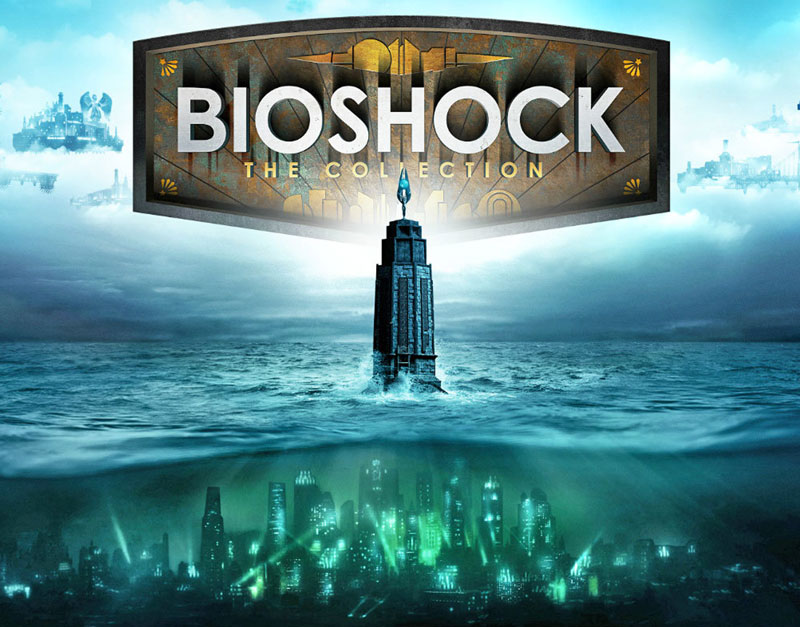 BioShock: The Collection (Xbox One), The Game Beater, thegamebeater.com