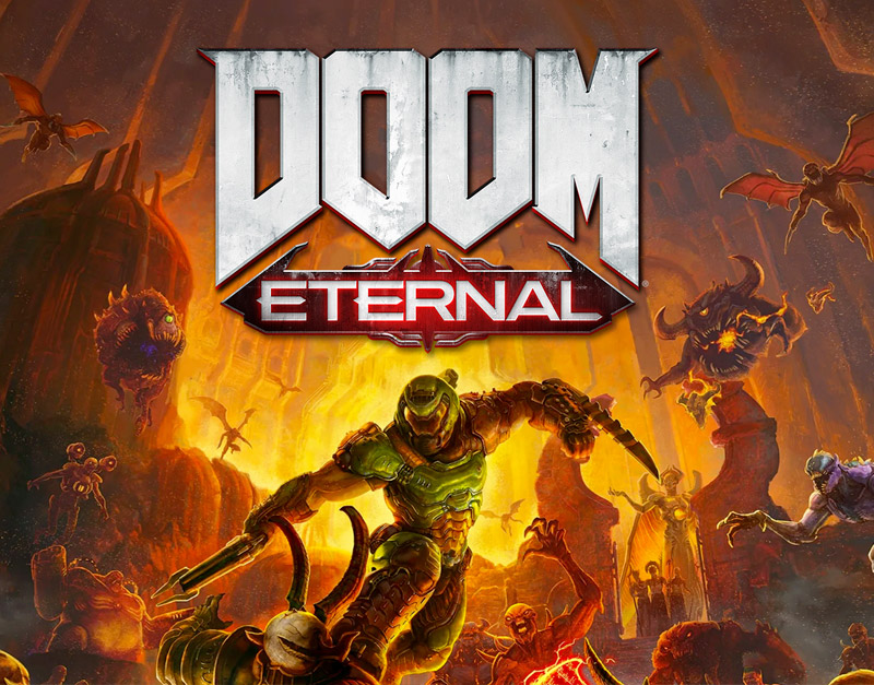 DOOM Eternal Standard Edition (Xbox One), The Game Beater, thegamebeater.com