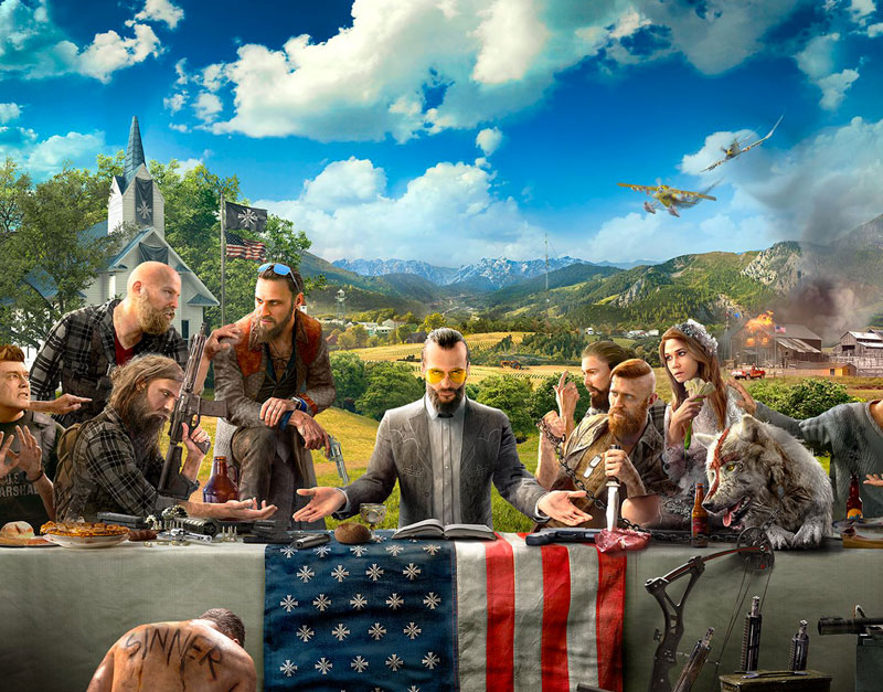 Far Cry 5 - Gold Edition (Xbox One), The Game Beater, thegamebeater.com