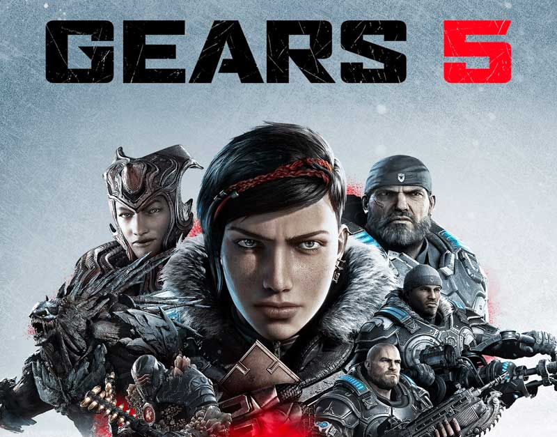 Gears 5 (Xbox One), The Game Beater, thegamebeater.com
