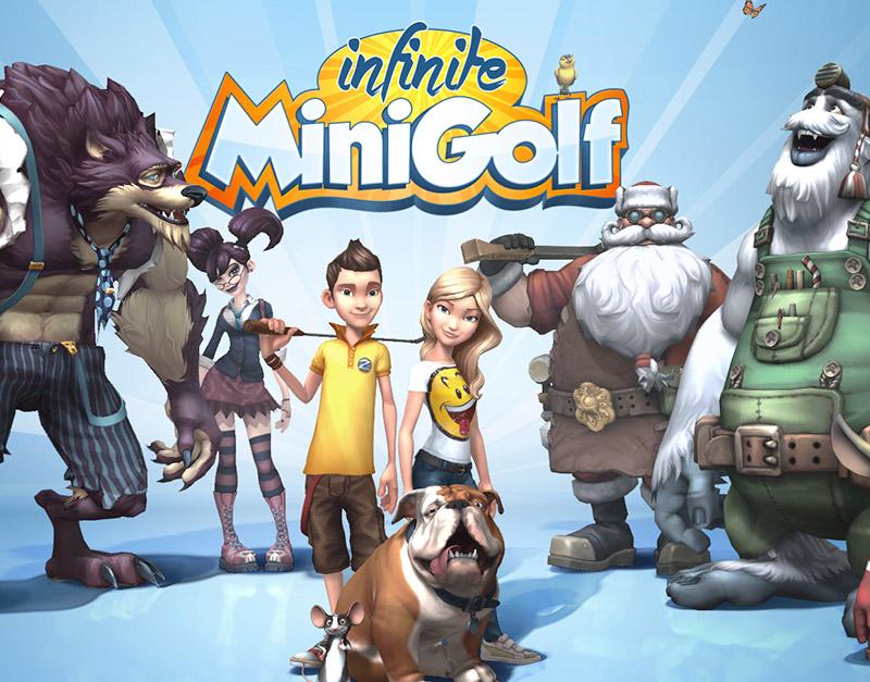 Infinite Minigolf (Xbox One), The Game Beater, thegamebeater.com