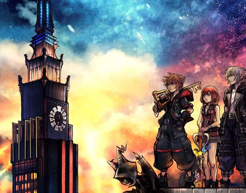 Kingdom Hearts 3 (Xbox One), The Game Beater, thegamebeater.com
