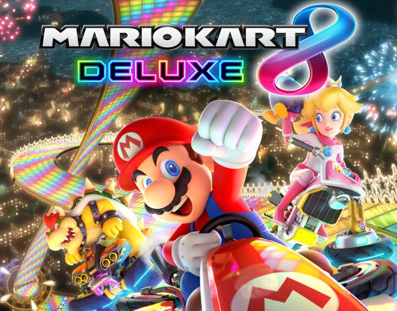 Mario Kart 8 Deluxe (Nintendo), The Game Beater, thegamebeater.com