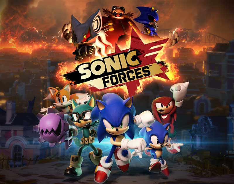 SONIC FORCES™ Digital Standard Edition (Xbox Game EU), The Game Beater, thegamebeater.com