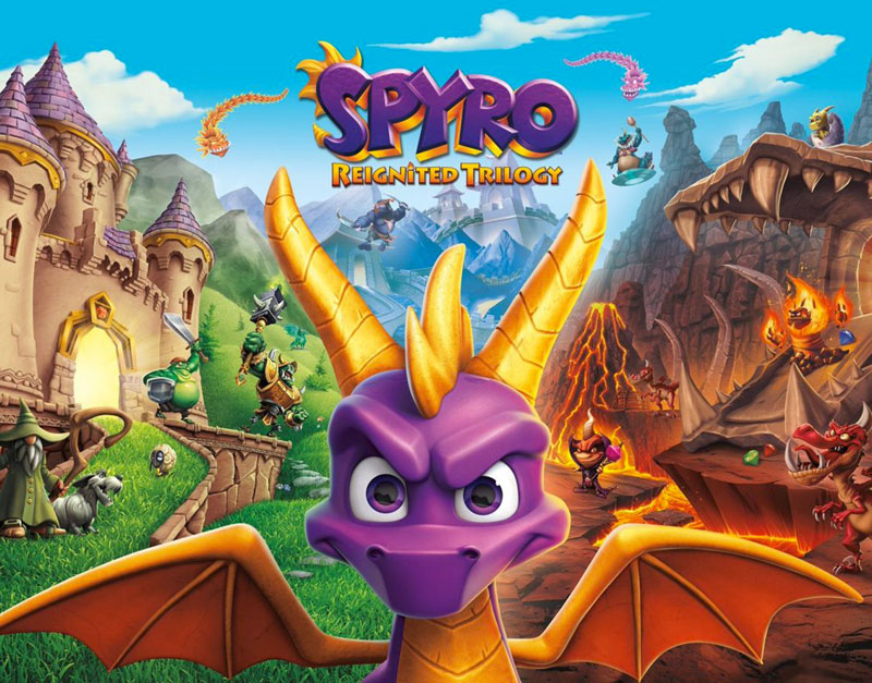 Spyro Reignited Trilogy (Xbox One), The Game Beater, thegamebeater.com
