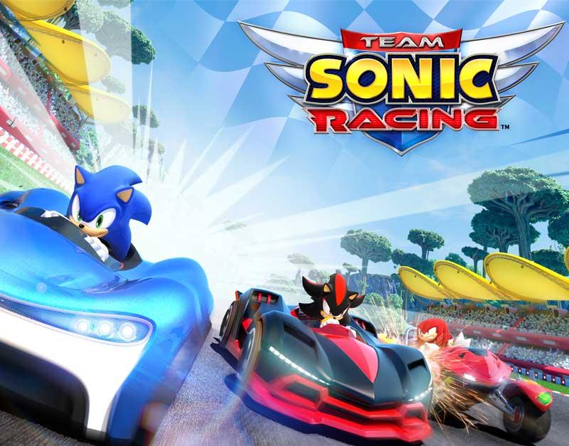 Team Sonic Racing™ (Xbox Game EU), The Game Beater, thegamebeater.com