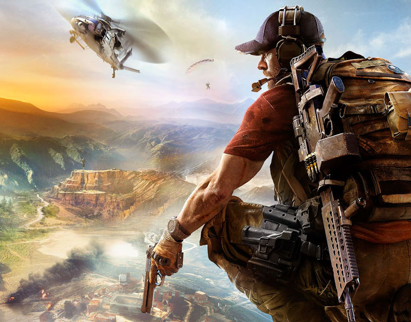 Tom Clancy's Ghost Recon Wildlands - Deluxe Edition (Xbox One), The Game Beater, thegamebeater.com