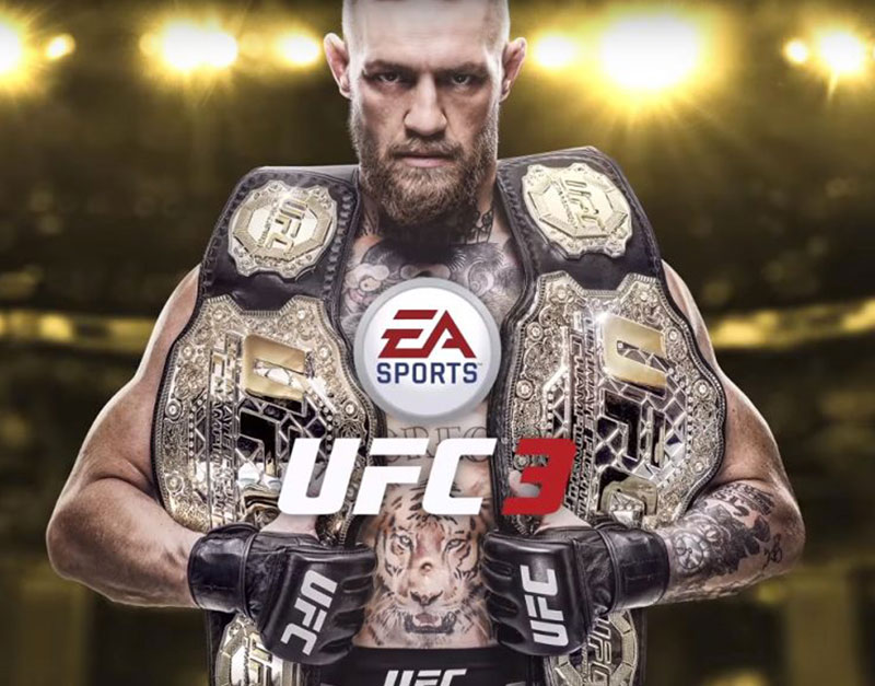 UFC 3 - Deluxe Edition (Xbox One), The Game Beater, thegamebeater.com